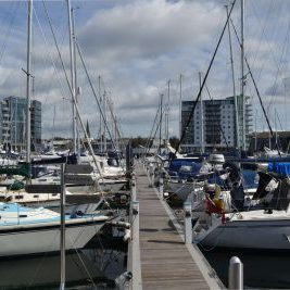 Sutton Harbour Marina, Plymouth MPA