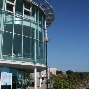 National Marine Aquarium © Plymouth City Council