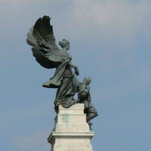 Scott Memorial, Plymouth